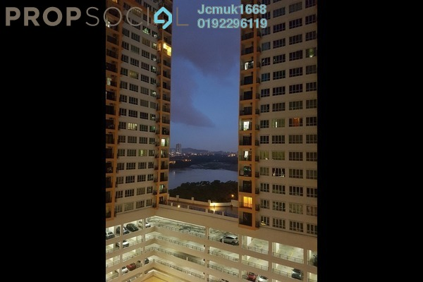 For Rent Serviced Residence at OUG Parklane, Old Klang Road Freehold Semi Furnished 3R/2B 1.4k