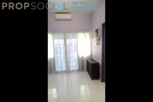 For Rent Apartment at Marina Point, Klebang Freehold Fully Furnished 3R/2B 1.1k