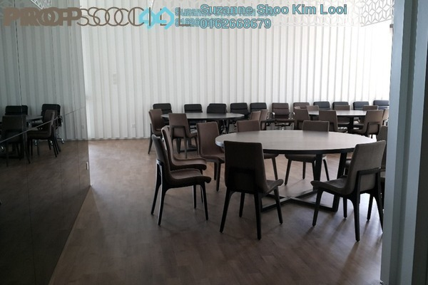 For Rent Condominium at Mirage Residence, KLCC Freehold Fully Furnished 3R/3B 7.5k