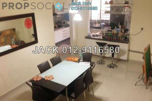 For Sale Semi-Detached at Valencia, Sungai Buloh Leasehold Fully Furnished 5R/4B 1.05m