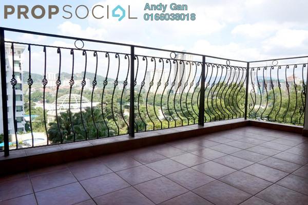 For Rent Condominium at La Grande Kiara, Mont Kiara Freehold Fully Furnished 3R/3B 4.2k