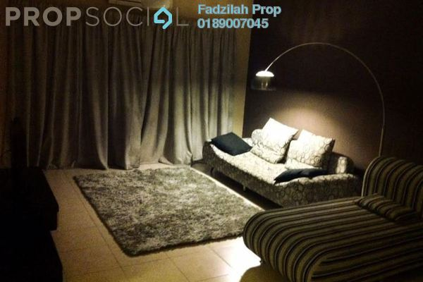 For Sale Condominium at Changkat View, Dutamas Freehold Fully Furnished 3R/2B 650k