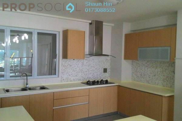 For Rent Condominium at Villa Orkid, Segambut Freehold Semi Furnished 4R/4B 2.2k