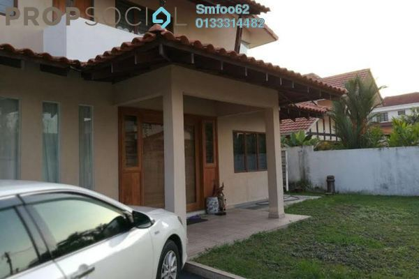 For Sale Bungalow at SS3, Kelana Jaya Freehold Semi Furnished 4R/3B 2.5m