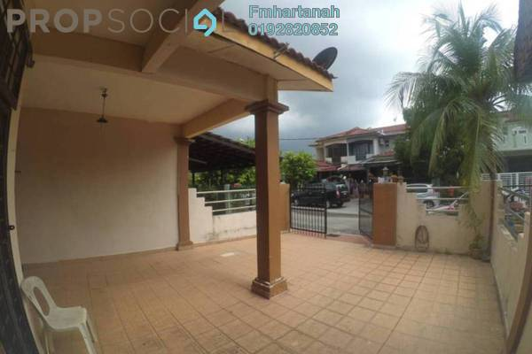 For Sale Terrace at Seroja Hills, Bandar Baru Salak Tinggi Freehold Unfurnished 3R/2B 248k