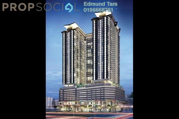 For Sale Condominium at 8 Petaling, Sri Petaling Leasehold Unfurnished 3R/2B 410k