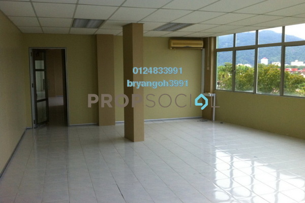 For Rent Office at Superfield Plaza, Jelutong Freehold Unfurnished 0R/1B 1k