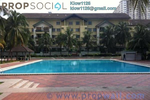 For Rent Condominium at Tiara Ampang, Ampang Leasehold Semi Furnished 3R/2B 2.2k