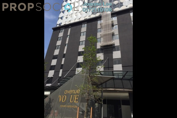 For Rent Condominium at Avenue D'Vogue, Petaling Jaya Leasehold Fully Furnished 1R/1B 1.5k