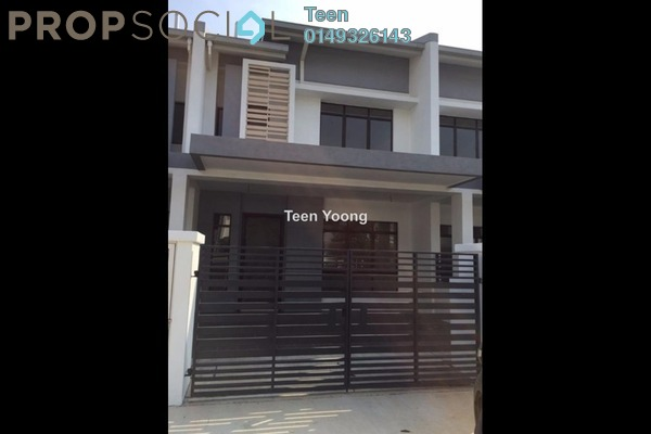 For Sale Terrace at M Residence 2, Rawang Leasehold Unfurnished 4R/3B 500k