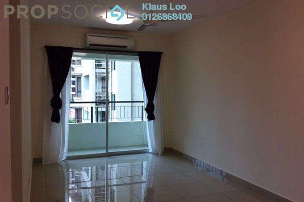 For Rent Condominium at Casa Tropicana, Tropicana Leasehold Semi Furnished 2R/2B 2.3k