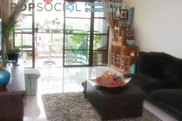For Rent Condominium at Hartamas Regency 1, Dutamas Freehold Fully Furnished 3R/2B 2.8k
