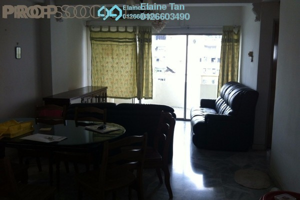 For Rent Condominium at Meadow Park 2, Old Klang Road Freehold Semi Furnished 3R/2B 1.3k