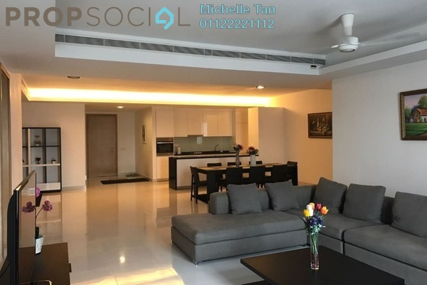 For Rent Condominium at Verticas Residensi, Bukit Ceylon Freehold Fully Furnished 3R/3B 8k