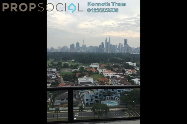 For Sale Condominium at G Residence, Desa Pandan Leasehold Semi Furnished 3R/2B 1.2m