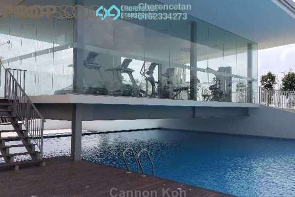 For Sale Condominium at The Wharf, Puchong Leasehold Semi Furnished 3R/2B 388k