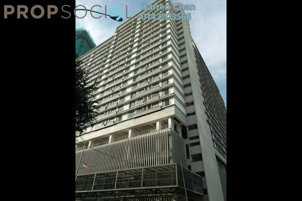 For Rent Condominium at KL Gateway, Bangsar South Leasehold Semi Furnished 3R/2B 2.25k