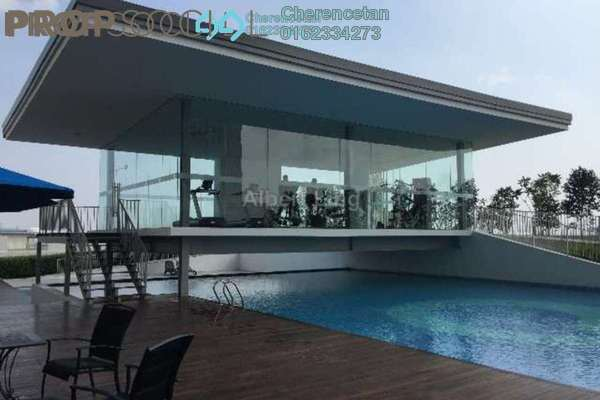 For Sale Condominium at The Wharf, Puchong Leasehold Semi Furnished 2R/1B 330k