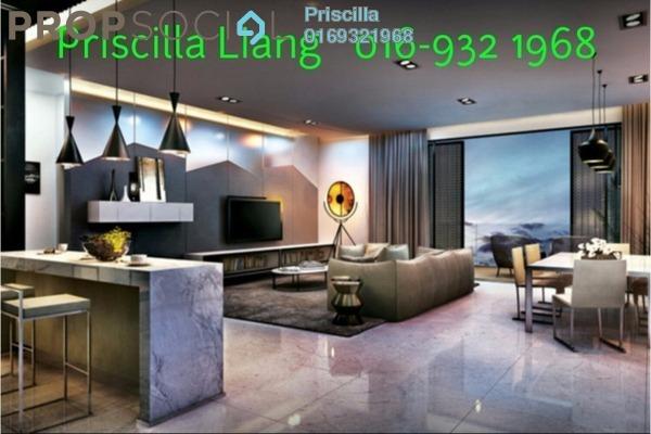 For Rent Condominium at Verde, Ara Damansara Freehold Semi Furnished 3R/2B 2.4k