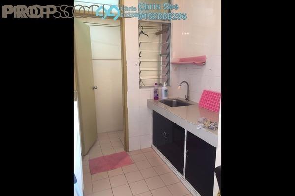 For Rent SoHo/Studio at Rhythm Avenue, UEP Subang Jaya Freehold Fully Furnished 1R/1B 1.1k