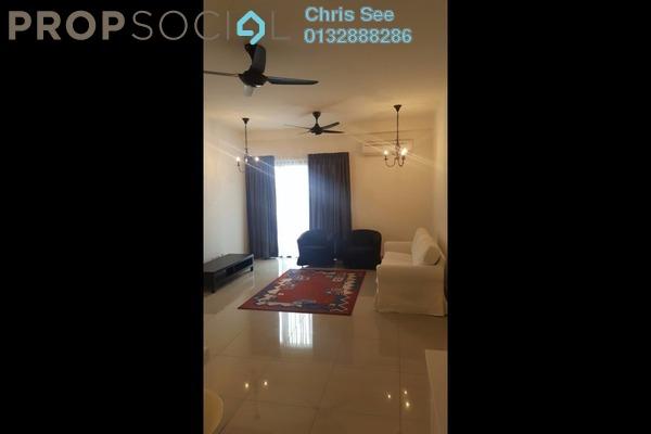For Rent Condominium at Glomac Centro, Bandar Utama Leasehold Fully Furnished 3R/2B 2.5k