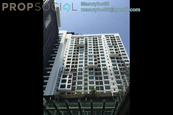For Rent Condominium at Flexis @ One South, Seri Kembangan Leasehold Semi Furnished 1R/1B 1.3k