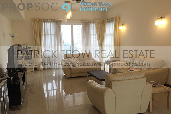 For Rent Condominium at Mont Kiara Aman, Mont Kiara Freehold Fully Furnished 3R/4B 6.2k