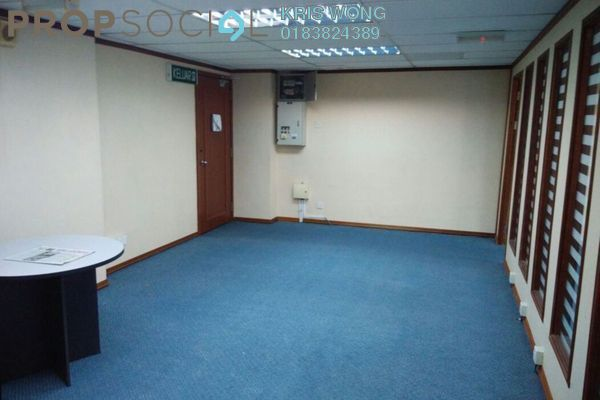 For Sale Office at Plaza 138, KLCC Freehold Unfurnished 1R/1B 550k