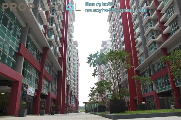 For Rent Condominium at Pacific Place, Ara Damansara Leasehold Fully Furnished 2R/2B 2.2k