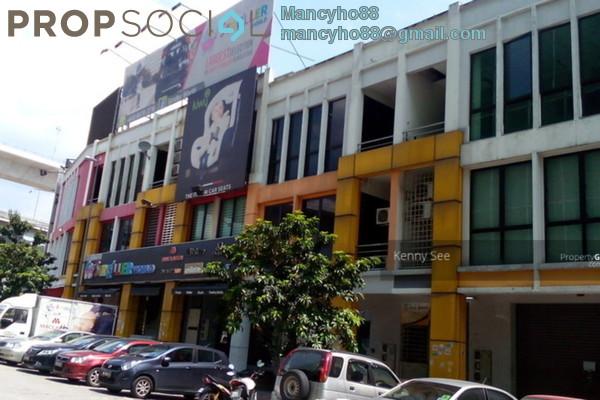 For Rent Shop at IOI Business Park, Bandar Puchong Jaya Leasehold Unfurnished 0R/0B 3.3k