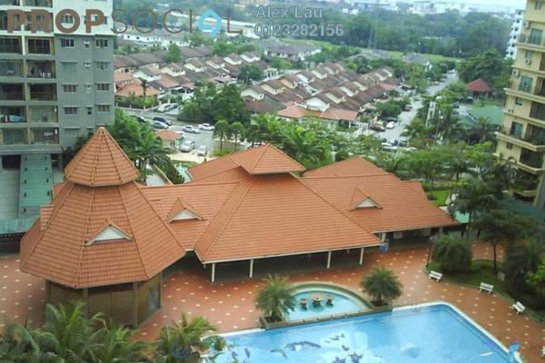 For Rent Condominium at Kelana Mahkota, Kelana Jaya Leasehold Fully Furnished 3R/2B 1.9k