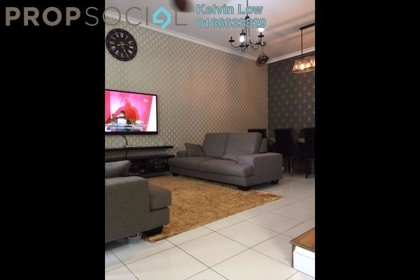 For Sale Terrace at Precinct 14, Putrajaya Freehold Semi Furnished 4R/3B 899k