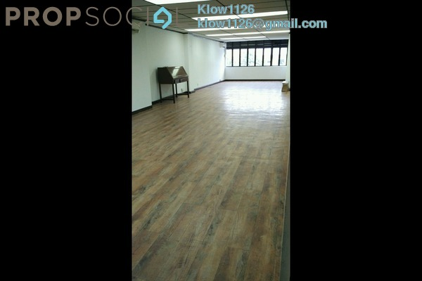 For Rent Office at Taman Ampang Utama, Ampang Leasehold Semi Furnished 0R/0B 3.3k