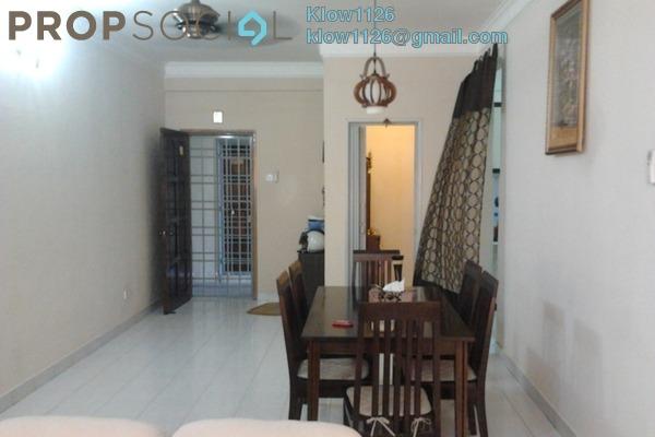 For Rent Condominium at Menara Pelangi, Brickfields Freehold Fully Furnished 3R/2B 2.3k