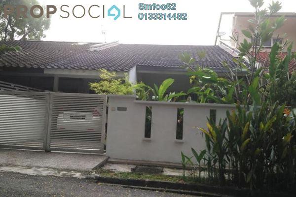 For Rent Terrace at Danau Kota, Setapak Leasehold Semi Furnished 3R/2B 1.5k