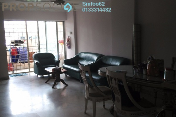 For Sale Condominium at La Villas Condominium, Setapak Freehold Unfurnished 3R/2B 430k