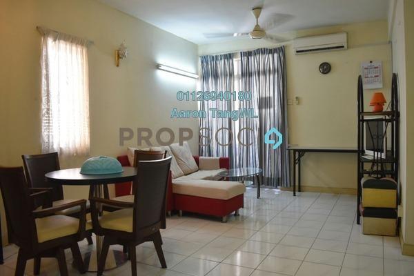 For Sale Condominium at D'Aman Crimson, Ara Damansara Freehold Fully Furnished 3R/2B 470k