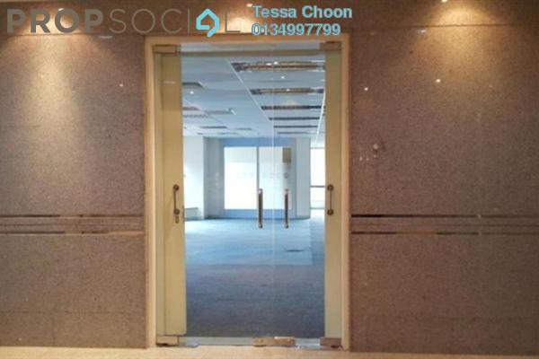 For Rent Office at Wisma Volkswagen, Bangsar Freehold Semi Furnished 3R/4B 21.5k