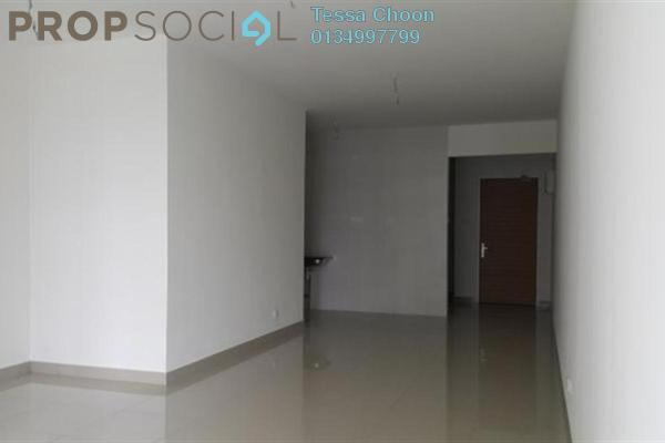 For Rent Serviced Residence at Pearl Suria, Old Klang Road Leasehold Semi Furnished 3R/2B 2.8k