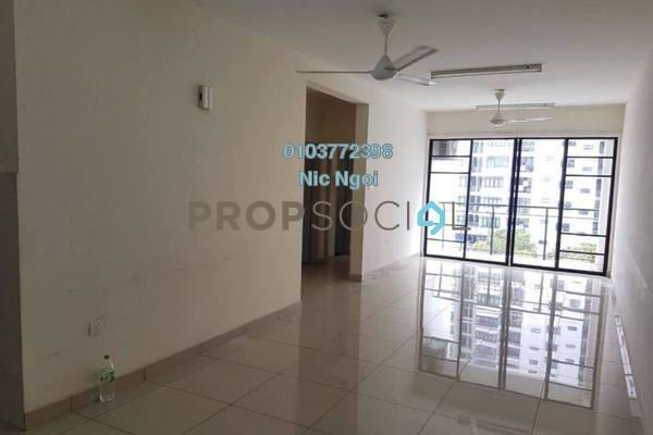 For Rent Condominium at One Damansara, Damansara Damai Leasehold Semi Furnished 2R/2B 1.35k