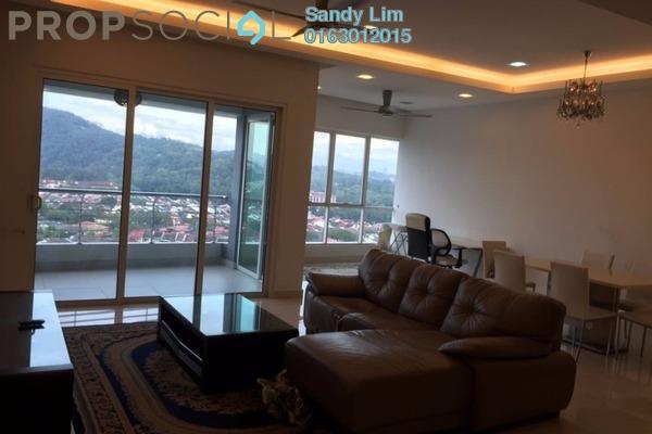 For Rent Condominium at Sinaran TTDI, TTDI Freehold Fully Furnished 2R/3B 3.5k
