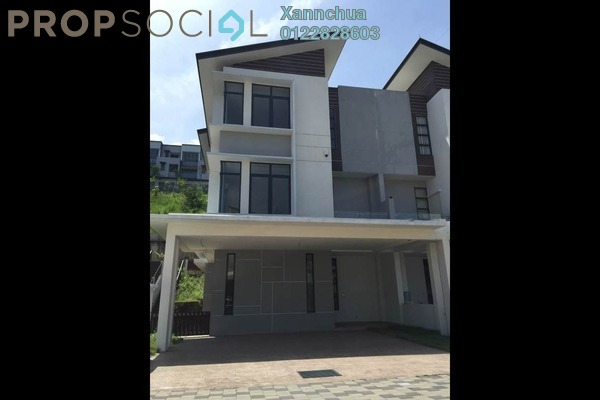 For Sale Terrace at Park Residence @ Sunway Eastwood, Seri Kembangan Leasehold Unfurnished 6R/6B 1.65m