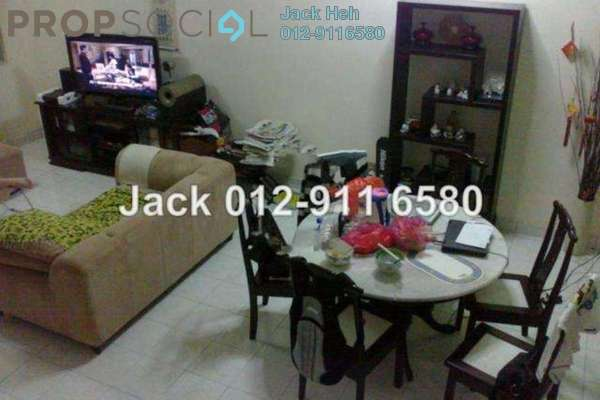 For Rent Terrace at Bukit Subang, Shah Alam Freehold Semi Furnished 3R/3B 1.4k