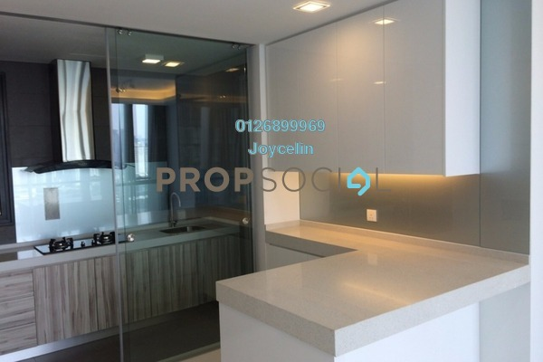 For Sale Condominium at The Capers, Sentul Freehold Fully Furnished 3R/3B 1.18m