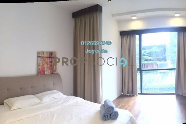 For Sale Condominium at The Capers, Sentul Freehold Fully Furnished 4R/4B 1.6m