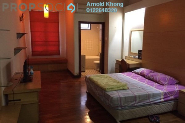 For Rent Serviced Residence at The Heritage, Seri Kembangan Leasehold Fully Furnished 0R/1B 1.3k