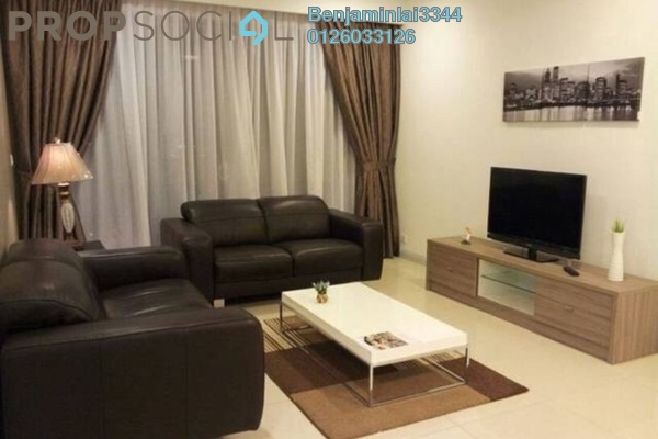 For Rent Condominium at The Westside One, Desa ParkCity Freehold Fully Furnished 2R/1B 3.2k