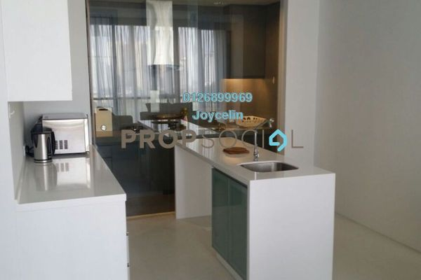 For Rent Condominium at The Capers, Sentul Freehold Fully Furnished 3R/4B 3.5k