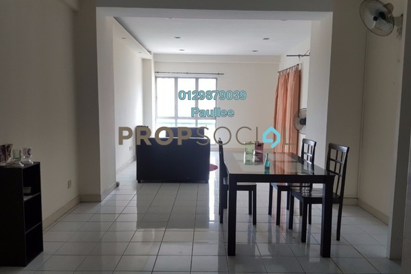 For Rent Condominium at Ridzuan Condominium, Bandar Sunway Leasehold Fully Furnished 2R/2B 1k