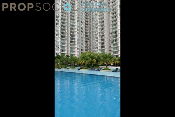 For Rent Condominium at Le Yuan Residence, Kuchai Lama Freehold Fully Furnished 3R/3B 2.6k